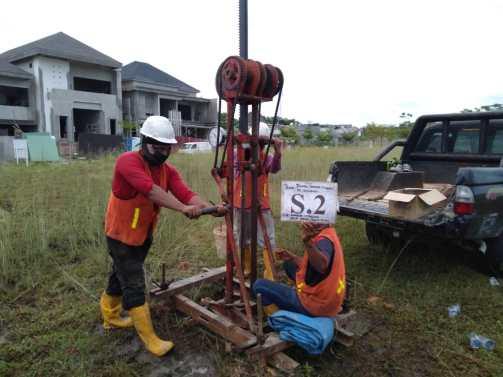 Cari Info Jasa Sondir Boring / Soil Test Palangkaraya, Kalimantan Tengah