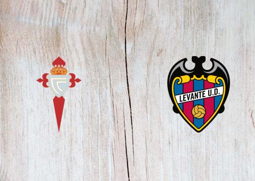Celta Vigo vs Levante -Highlights 16 July 2020
