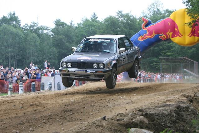 Bill Caswell WRC