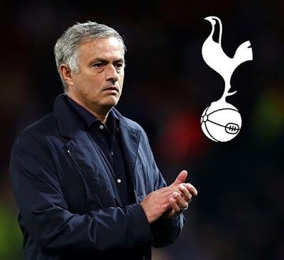 #Tottenham José Mourinho