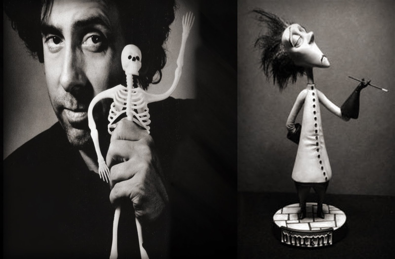 vincent tim burton Find great deals on ebay for tim burton vincent shop with confidence.