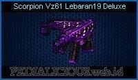 Scorpion Vz61 Lebaran19 Deluxe