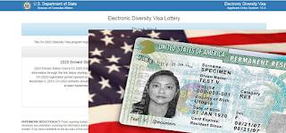 طريقة التسجيل في قرعة الهجرة الى امريكا 2020