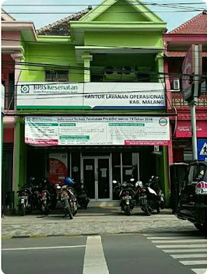 Kantor BPJS Kab. Malang    Jl. Panji