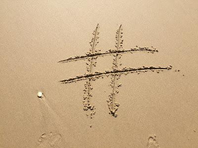 hashtags no pinterst