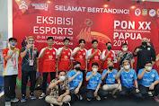 eSport Sulut Sabet Medali Perunggu di PON XX Papua