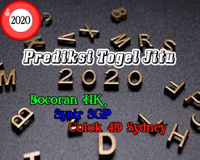 PREDIKSI TOGEL HK 10 JUNI 2020