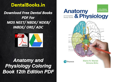 Anatomy and Physiology Coloring Book 12th Edition PDF Download