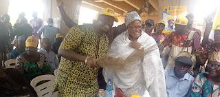 LG Polls : TJ, Faidat  Endorse Ayorinde, Oluajo Assures 100% of vote in ward 5