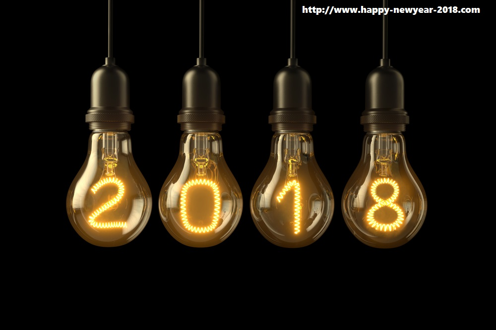 Happy New Year 2018 Greetings Unique Special - Happy New ...