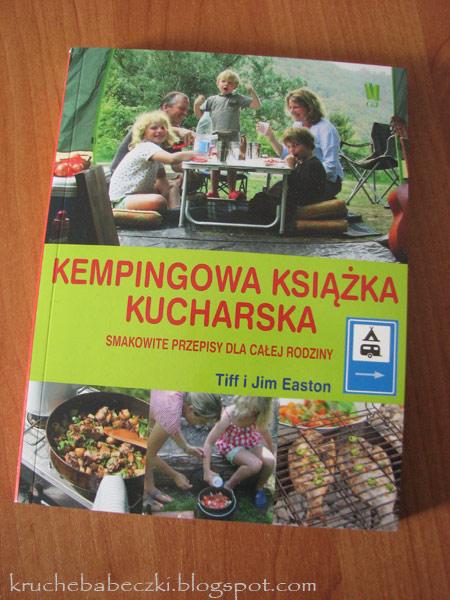 """""""Kempingowa książka kucharska"""" - recenzja"""