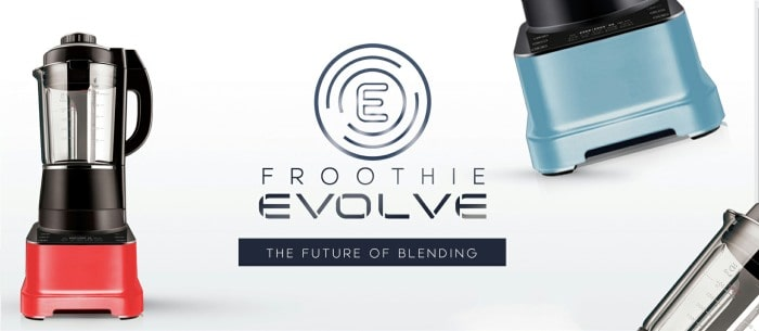 Froothie Evolve banner