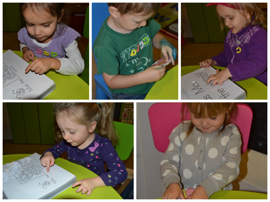 Little Adventures Preschool Caterpillars And A Preschool Reading Lesson