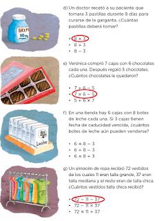 Respuestas Apoyo Primaria Desafíos Matemáticos 2do Grado Bloque IV Lección 48 ¿Cuál eliges?