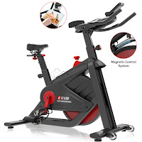 SNODE 8722 Indoor Cycling Bike, features reviewed and compared with SNODE 8731 Spin Bike