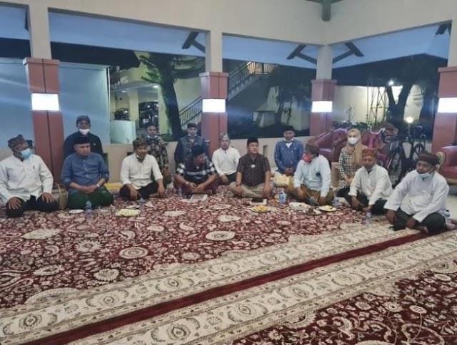 Kapolda Banten Irjen Pol Rudy Heriyanto Sambut  Kunjungan Ketua MPMK