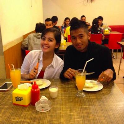Presenter Cantik Putri Violla Umbar Kemesraan dengan Syakir Sulaiman