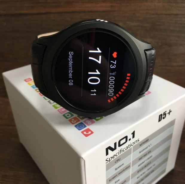 No.1 D5+ Smartwatch Stock Rom/Firmware Download
