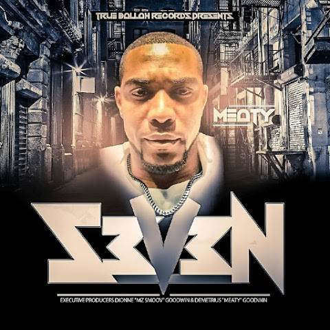 "MEATY releases street anthems on his new EP ""S3v3n"""