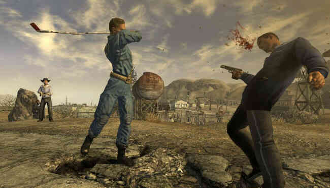 لعبة Fallout: New Vegas