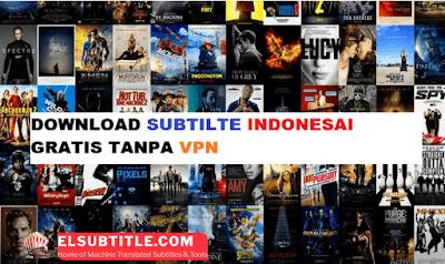 Situs Download Subtitle Terbaik 2021 Mudah Menggunakannya
