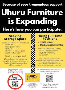Help Uhuru Furniture Expand!