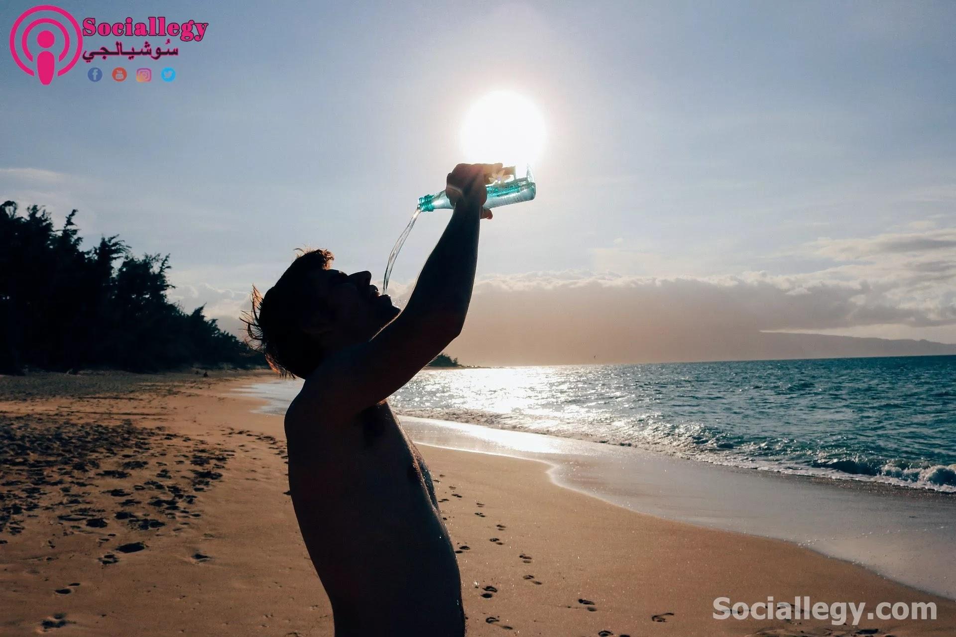 الماء هو كل شئ .. الماء حياة