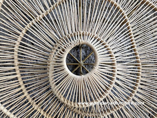 Custom Weaving Outdoor Artwork