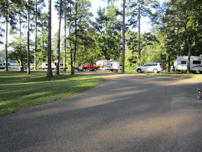 Davis Lake campground