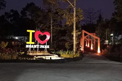 Ngantang Park Malang Tiket Masuk dan Lokasi Terbaru