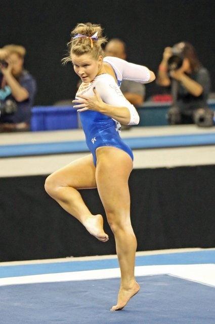 sexy gator gymnast pics