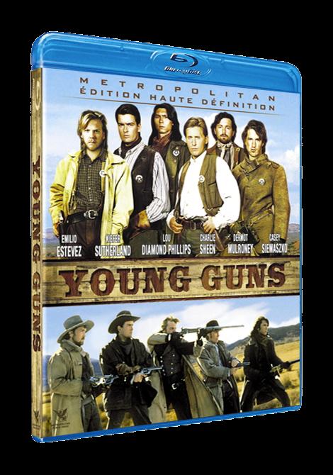 Young Guns 1988 |FRENCH| [BluRay 720p] [FS]