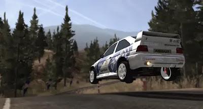 لعبة سباق السيارات Rush Rally 3 مدفوعة للأندرويد - تحميل مباشر