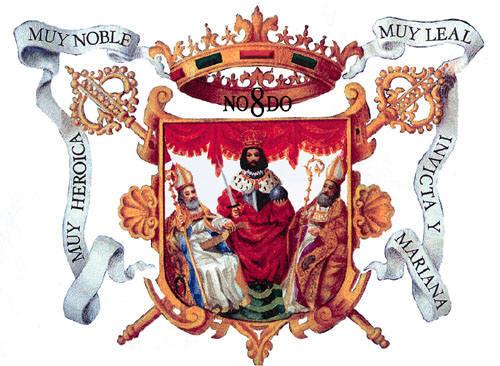 Resultado de imagen de escudo ciudad sevilla