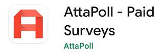 Attapoll Survey, cara daftar attapoll dan mulai menghasilkan uang