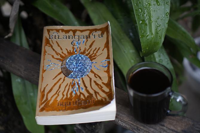 Novel Bilangan Fu karya Ayu Utami