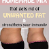Homemade Mix That Gets Rid Of Unwanted Fat And Strengthens Your Immunity