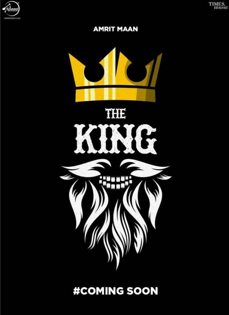 The King  Amrit Maan Lyrics