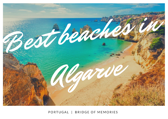 Best beaches in Algarve, Portugal