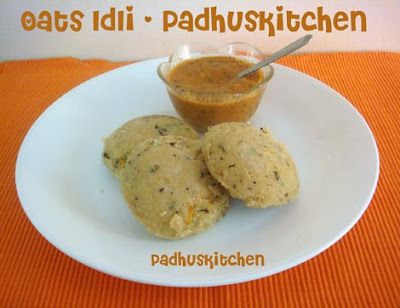 How to make Instant oats idli