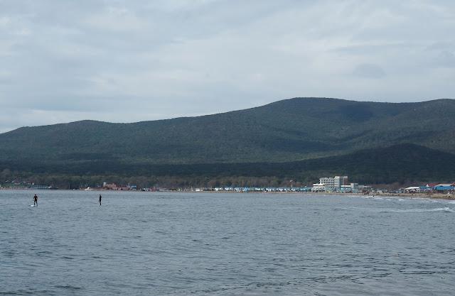 Владивосток, Лазурная бухта (Шамора)