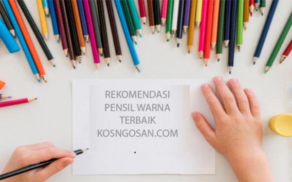 pensil warna yang bagus
