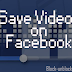 Saved Videos on Facebook
