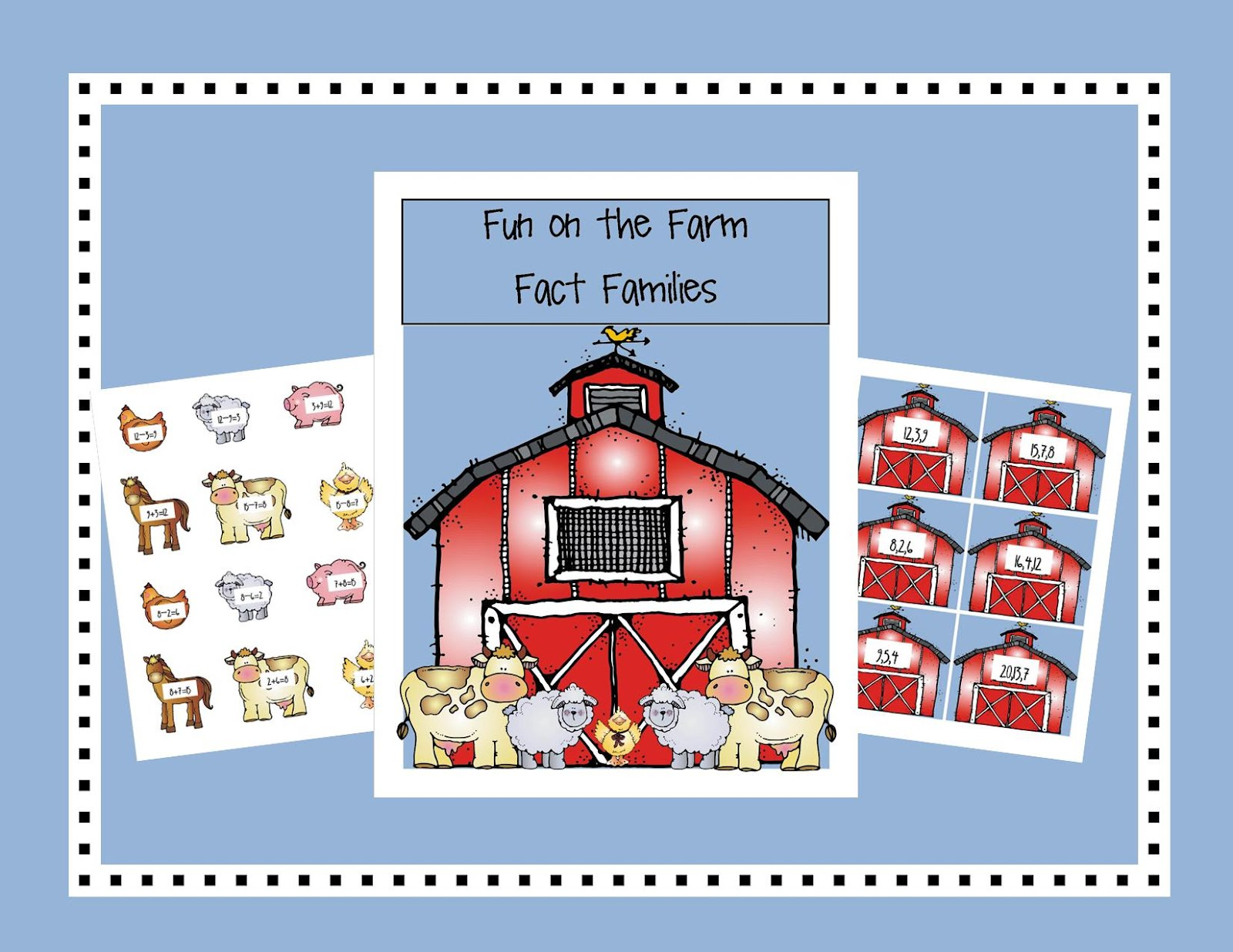 Second Grade Smartypants Currently Linky And A Fact Family Freebie