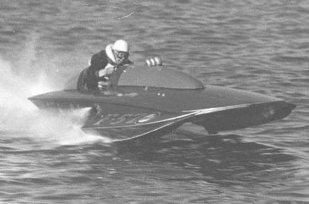 Sunshine Baby - The Vintage Hydroplane