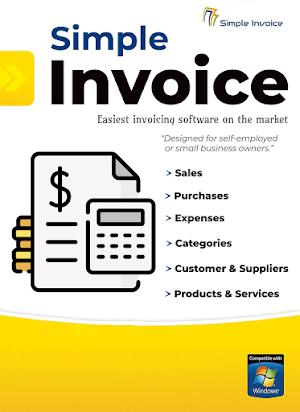 Simple Invoice Classic Desktop Software