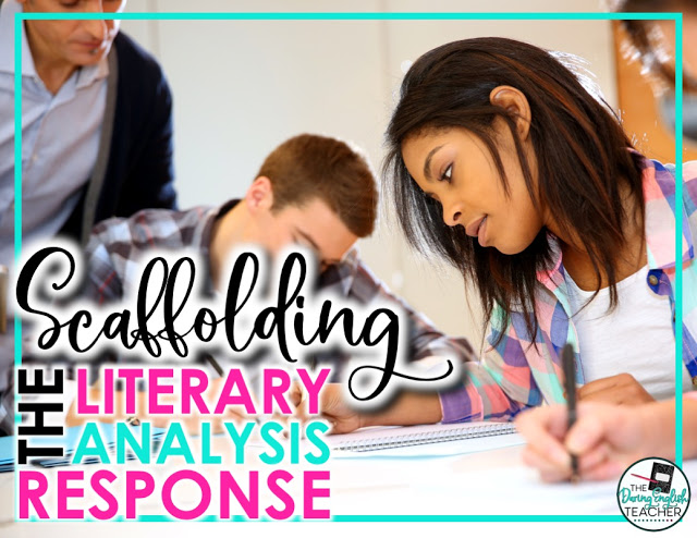 Teaching literary analysis in the secondary ELA classroom