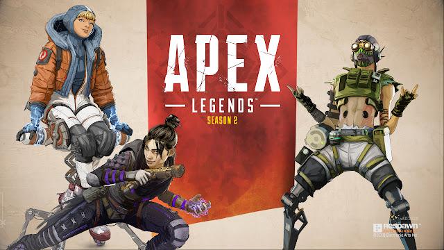 تحميل وتثبيت لعبة Apex Legends