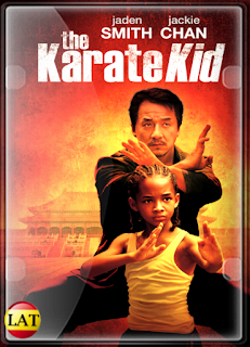 Karate Kid (2010) DVDRIP LATINO