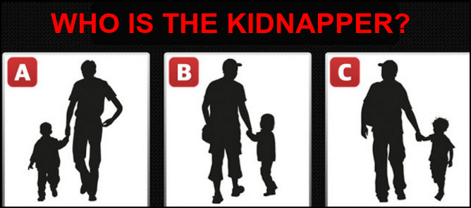 Fun Kidnapper Mystery Riddle
